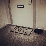 wycieraczka wejściowa
