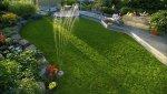 Ogród niesymetryczny